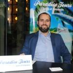 Enrique Fontaine, da Paradise Tours