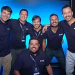 Equipe comercial da MSC Cruzeiros na Convenção de Vendas da MSC
