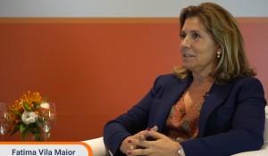 Líderes em Foco – Veja entrevista com  Fatima Vila Maior, diretora de Feiras da FIL