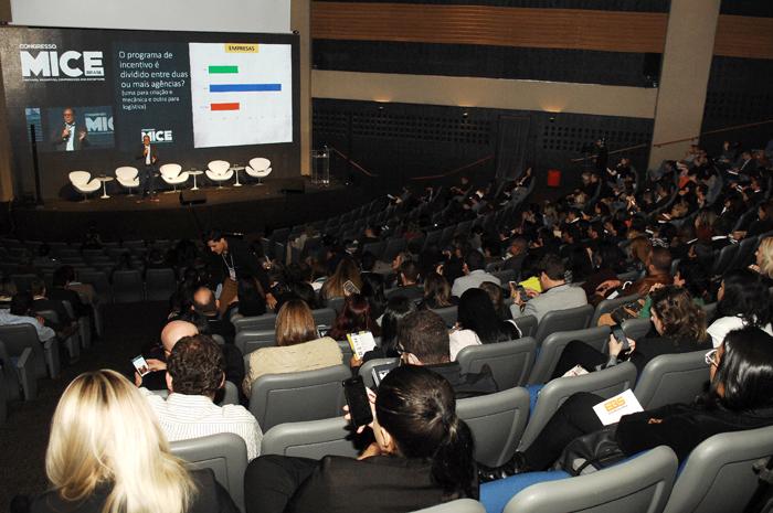 Principal encontro do segmento MICE e de T&D terá dois dias de atividades para profissionais de marketing, eventos, Incentivo e RH (Divulgação)