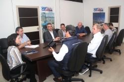 Santur discute redução do ICMS para aviação com o trade