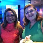 Fran Almeida e Carmen Oliveira, da Fortline