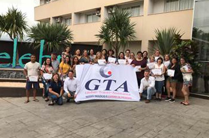 GTA capacitou 40 agentes de viagem do norte do Paraná . (Divulgação)