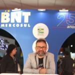 Geninho Goes, na edição comemorativa de 25 anos da BNT Mercosul.