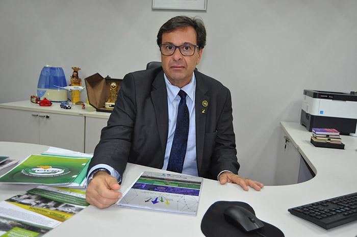 Gilson Machado Neto, novo presidente da Embratur