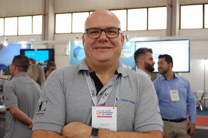 Gustavo Han, da Trend Operadora