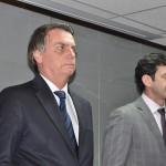Jair Bolsonaro e Marcelo Alvaro Antônio