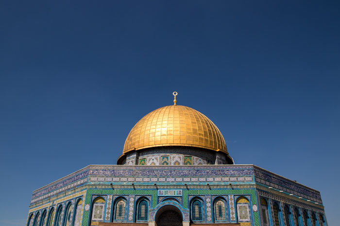 Jerusalém, Israel (Becca)