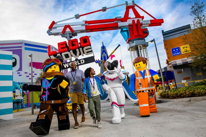 LegoLand Florida Resort traz nova atração aos parques no verão deste ano. (Divulgação)