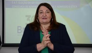 Magda Nassar ficará na presidência da Abav até dezembro