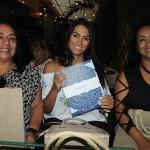 Margot Moreira, da MM Eventur, com Daniela e Lúcia Cascardo, da Flamassessoria Viagens