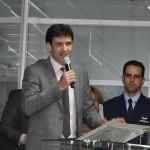 Ministro Marcelo Alvaro Antônio discursa na posse do presidente da Embratur