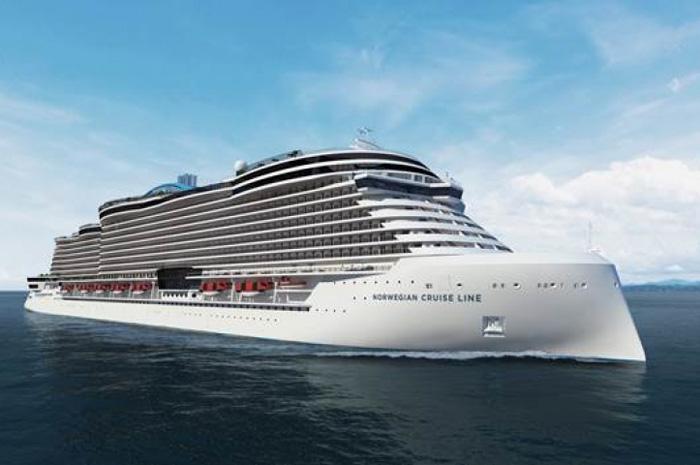 A receita total da Companhia teve um aumento de 8,5% (Foto: Norwegian Cruise Line Holdings)