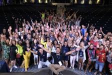 Influenciador Caio Travels encerra a 1ª Convenção Internacional de Vendas da MSC