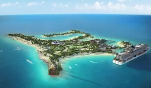 MSC confirma abertura de Ocean Cay no dia 5 de dezembro