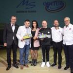 Oditur Turismo e Fernando Vargas - Viagens e Turismo levaram o prêmio na categoria Extremo Sul de Santa Catarina
