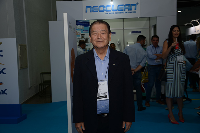 Orlando Kubo, presidente da ABIH-PR