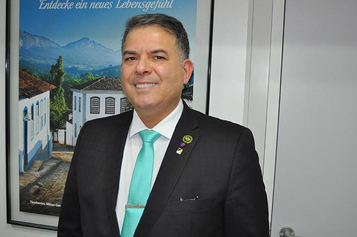 Osvaldo Matos, integrará a equipe da Embratur