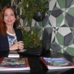 Paula Azeredo, da Cap Amazon, representando os Hotéis SPM
