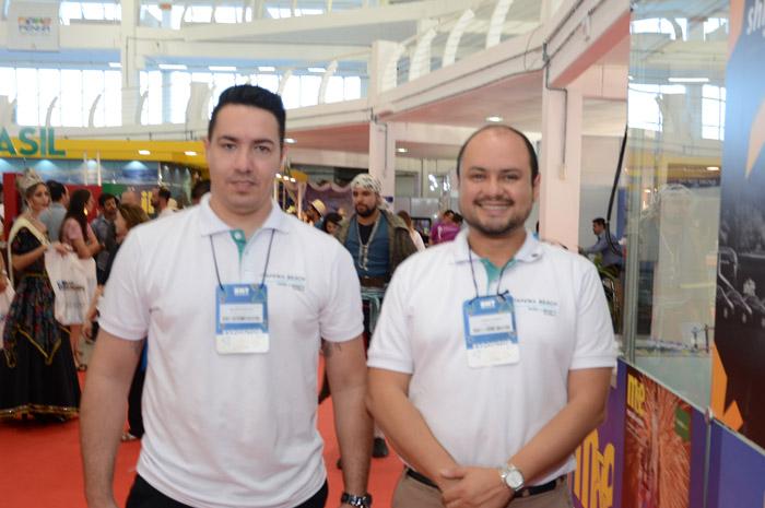 Ricardo Rufino e Thiago Gomes, da Nobile
