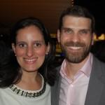 Roberta Vernaglia, VP de Marketing, e André Sena, CDO, da Accor JPG