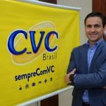 Rogerio Mendes, diretor do Canal de Agências Multimarcas da CVC