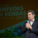 Rogerio Siqueira, diretor-presidente do Beto Carrero, agradeceu e parabenizou os vencedores pelo desempenho em 2018