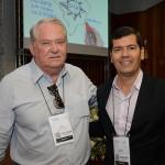Roy TAylor, do M&E, e Claudio Tinoco, Secretária de Cultura e Turismo de Salvador