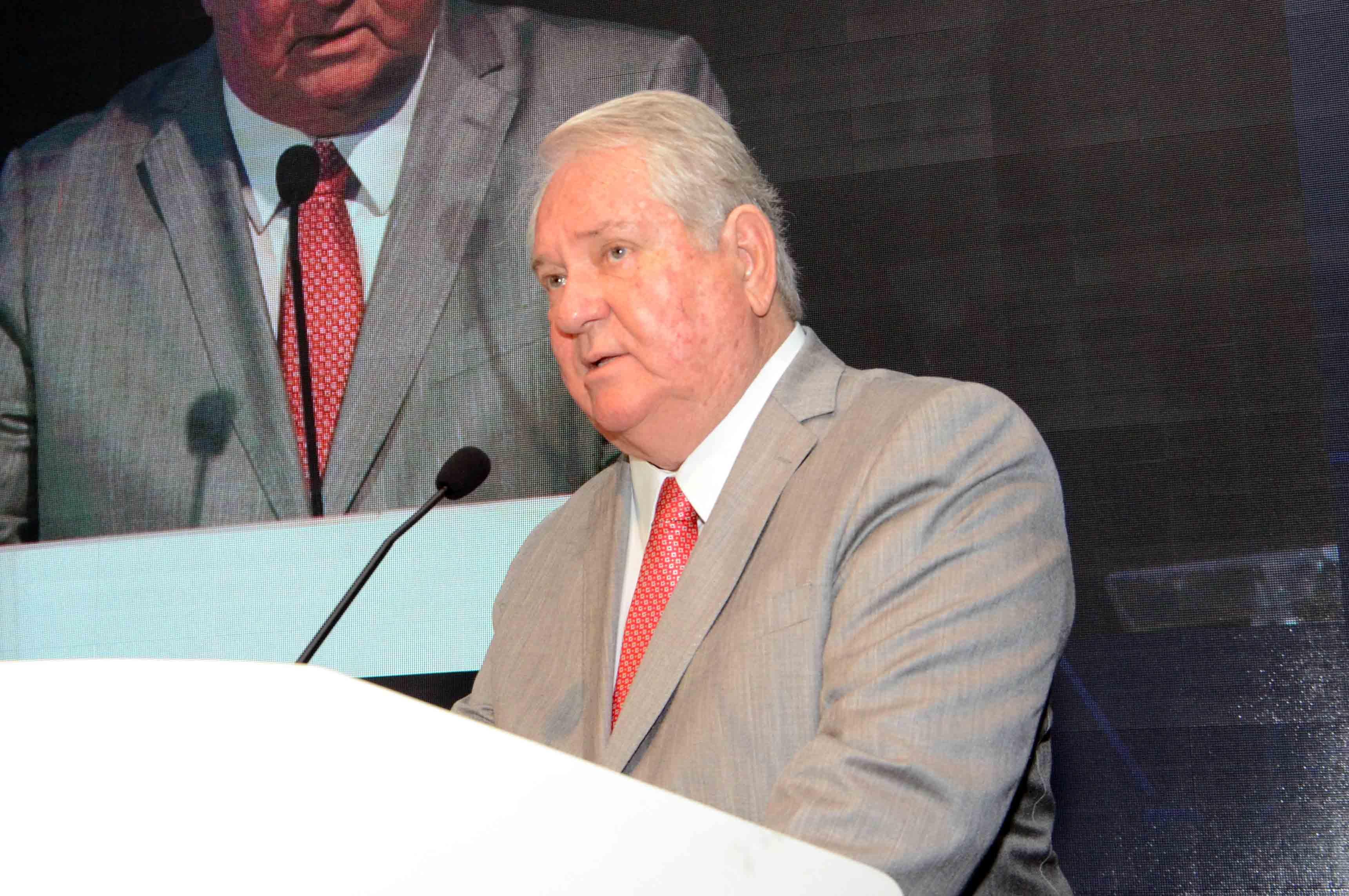 Roy Taylor, presidente do Mercado & Eventos