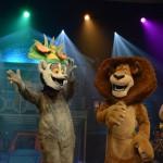 Show com personagens abriu a festa dos Campeões de Vendas do Beto Carrero