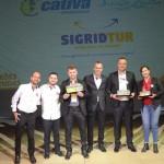 Sigrid Tur, Cativa Turismo e Santa Luiza Turismo, premiadas da Região Metropolitana do Rio Grande do Sul