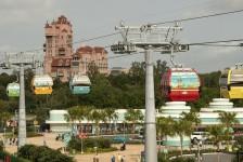 Disney anuncia detalhes do Skyliner e reservas para