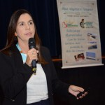 Virlene Camargo, secretária de Turismo de Barreirinhas