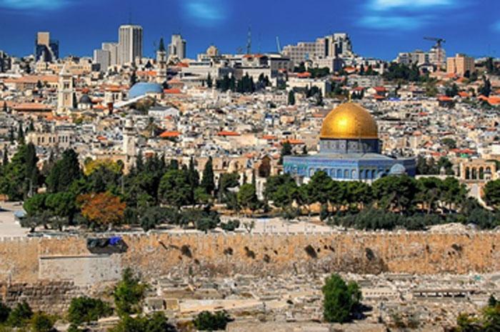 Jerusalém foi uma das cidades que mais apresentou crescimento no RevPar dos primeiros oito meses de 2019