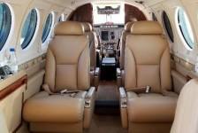 Abag: venda se assentos individuais por empresas de táxi aéreo cria novo mercado