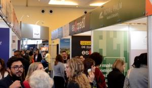 17ª edição da EBS tem início em São Paulo e reúne mais de 90 expositores; fotos