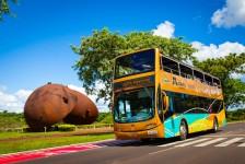 Itaipu espera cerca de 4,5 mil pessoas durante feriadão de Finados