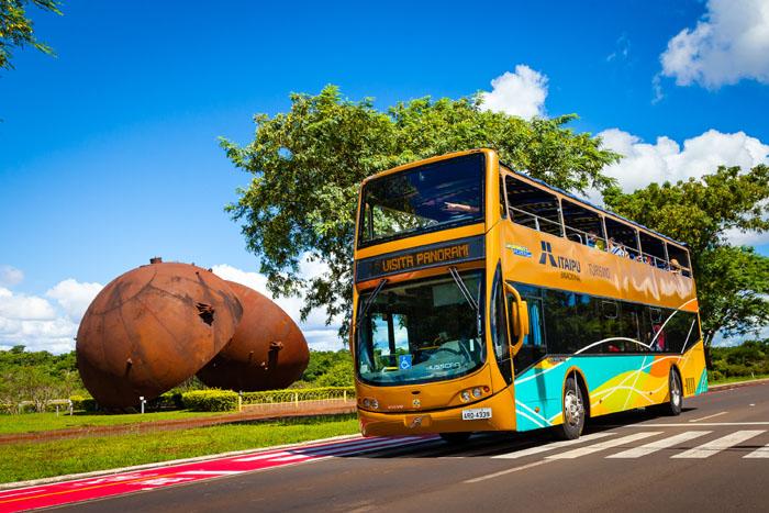 Atrativos turísticos da Itaipu devem receber mais de 11 mil visitantes no feriado de Corpus Christi