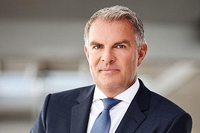 Carsten Spohr, CEO da Lufthansa Group, é o novo Presidente do Conselho de Governadores (BoG) da Iata