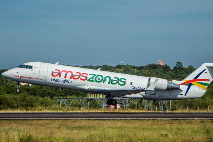 A aérea disponibilizou desconto exclusivos para voar a bordo do novo Embraer 190, para Bolívia, Peru e outros destinos da América do Sul durante o Carnaval