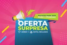 """Hurb repete promoção de sucesso com venda de destinos """"às cegas"""""""