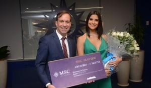 Veja fotos do coquetel de inauguração da nova sede da MSC Cruzeiros