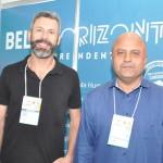 Aldani Santos e Marcos Boffa, de Belo Horizonte
