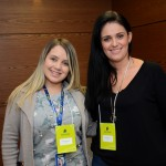 Amanda Gonçalves e Camilia Mara, da Brasilseg