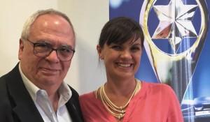 Skål Internacional São Paulo homenageia Bianca Colepicolo após nomeação