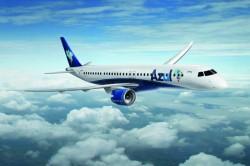 Azul e Embraer firmam contrato de serviços para a nova frota de E195-E2