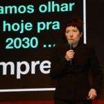 Beia Carvalho, palestrante futurista e presidente da Five Years From Now