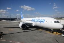 Com alta ocupação, Air Europa projeta novo equipamento no voo SP-Madri