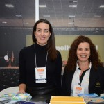 Bruna Pieta, CVB Balneário Camboriú, e Francisca França, do Majestic Hotel