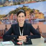 Camila Souza, da Alitalia